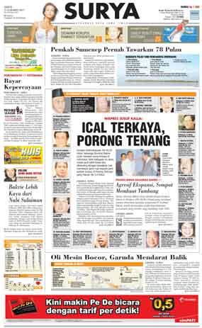 Headline Surya Online