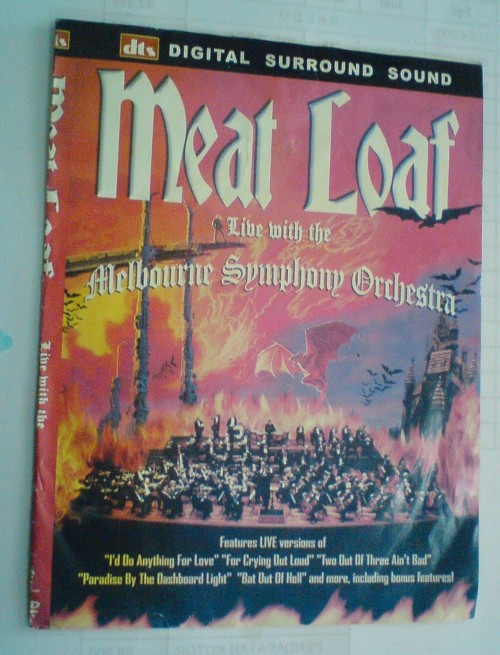 Cover Meat Loaf