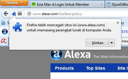 ALEXA TOOLBAR 3