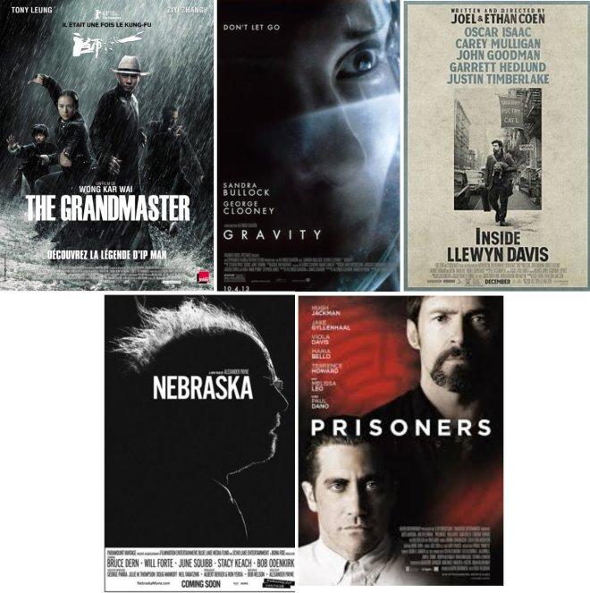 Cinematography Nominee 2014