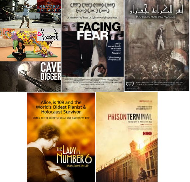 Documentary Short Subject Nominee 2014