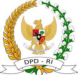 Logo Dewan Perwakilan Daerah