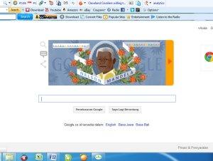 Google & Nlson Mandela