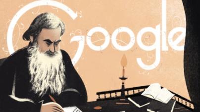 Google & HUT Leo Tolstoy ke186