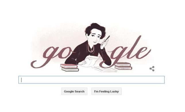 Google & Hannah Arendt