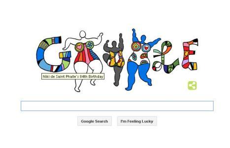 Google & Niki de Saint Phale