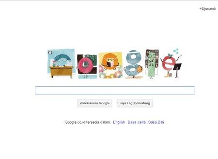 Google & Hari Guru