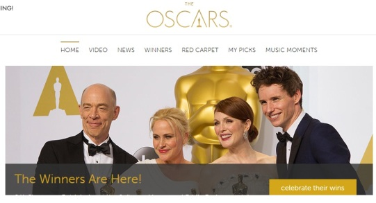 Oscar 2015 - The Winners Are Here