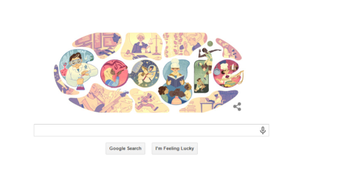 Google dan International Women's Day