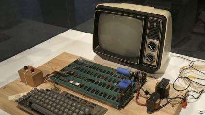 Komputer vintage Apple 1