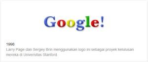 01 - Logo Google 1998