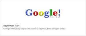 03 - Google September 1998