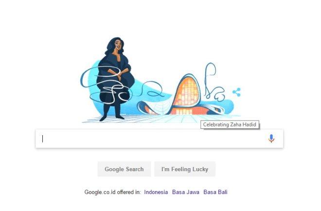 Google & Zaha M Hadid