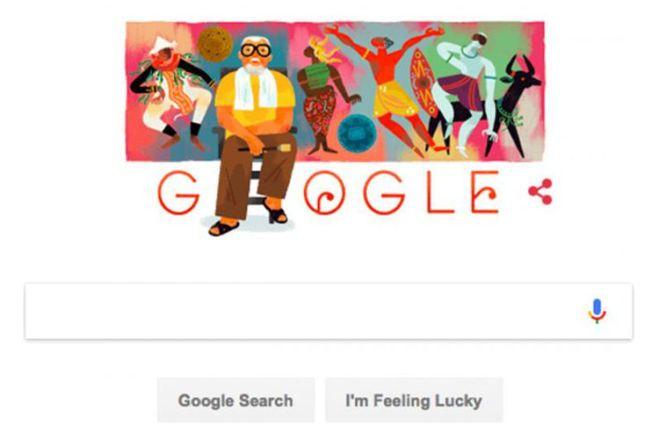 Google & Bagong Kussudiardja