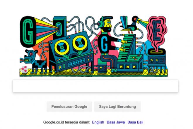 Google & Studio Musik Elektronik