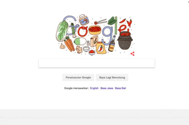 Google & Kimchi