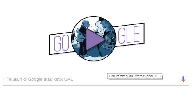 Google & Hari Perempuan Internasional 2018
