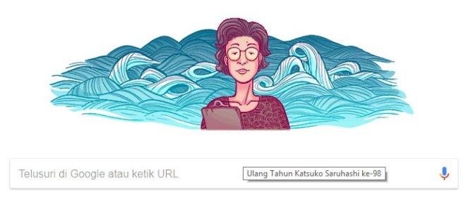 Google & Katsuko Saruhashi