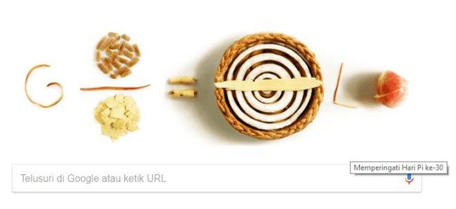 Google & Pie