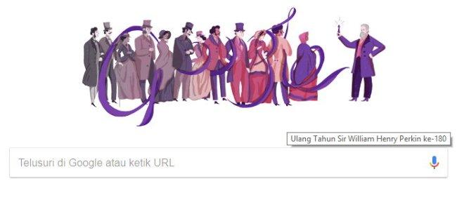 Google & W Henry Perkin